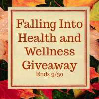 There are over $200 in prizes in this Falling Into #Health and Wellness #Giveaway! Get your entries in before it ends 9/30 for your chance to #Win! #Winit #Winning #Sweeps #Sweepstake #Sweepstakes #Contest #ContestAlert #Competition #GiveawayAlert #Prize #Free #Gift