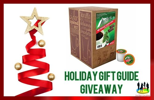 You can #Win a 40 count box of Andes Mint Chocolate Single Serve #Coffee when this Holiday Gift Guide #Giveaway Ends 12/15. #Winit #GiftGuide #Gift #Free #Prize