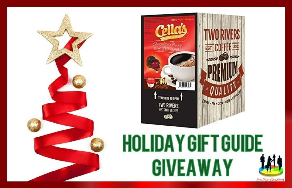 You can #Win a 40 count box of Cella's Chocolate Cherry Single Serve #Coffee when this Holiday Gift Guide #Giveaway Ends 12/15. #Winit #GiftGuide #Gift #Free #Prize https://www.sweetsouthernsavings.com/cellas-chocolate-cherry-flavored-coffee-giveaway/