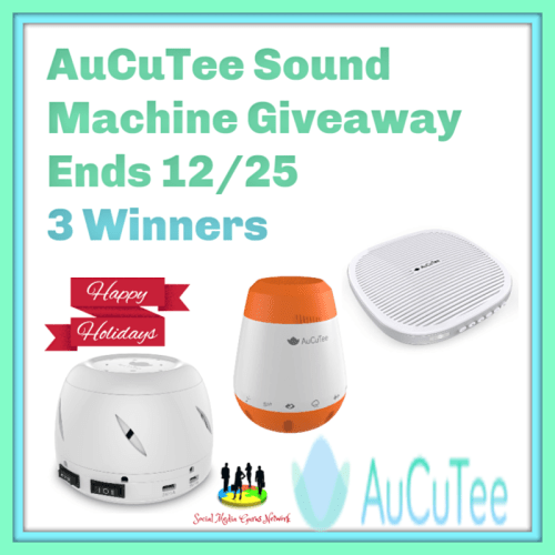 3 Win a Sound Machine when this Holiday Giveaway ends 12/24 #SMGN #GiftGuide #Win #Winit #Sweeps #ContestAlert #Giveaway #GiveawayAlert #Prize #Free #Gift #Holiday #Christmas