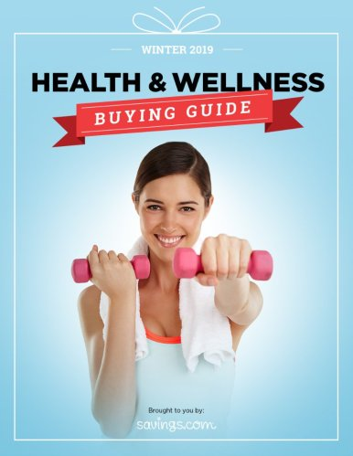 2019 HEALTH & WELLNESS BUYING GUIDE - From cardio, weight training, and resistance workout gear to the latest fitness accessories like smart watches, wireless sports headphones, and fitness tracking devices these items will help you with yourhealth & wellness journey.