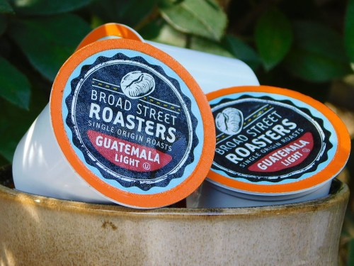Broad Street Roasters Gourmet Coffee, Guatemala, Compatible with 2.0 K-Cup Brewers