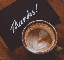 Thank You Coffee image