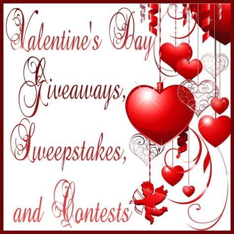 Valentine's Day Giveaways, Sweepstakes, and Contests in this MONTHLY ROUNDUP - Enter to WIN IT in February! #sweeps #winit #contest #giveaway #sweepstake #ValentinesDay #Valentine #WIN