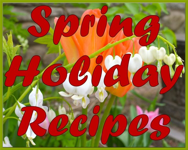 Whether you're planning a welcome Spring celebration, preparing Easter or Passover meals for your family, or just looking for a fabulous new dishes, this Spring Holiday Recipe Linky has all the recipes you need to add excitement to your meals.