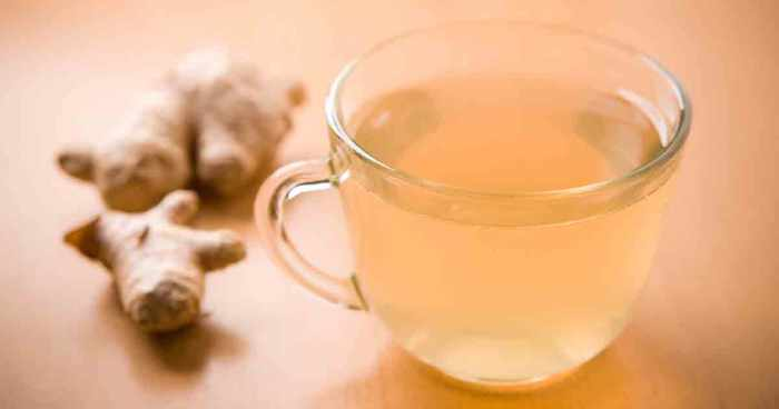 Teas for Digestion - Ease Your Stomach with These Teas ~ Ginger Tea: An Ancient Solution to Today's Common Ailments