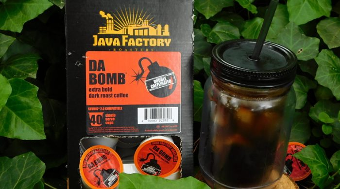 Da Bomb Double Caffeinated Coffee Giveaway