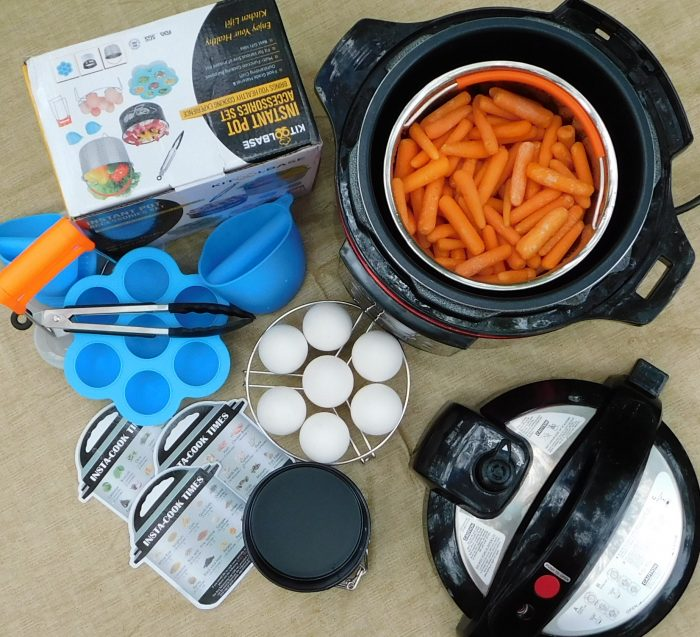 Must Have Accessories For Your Instant Pot Electric Pressure Cooker