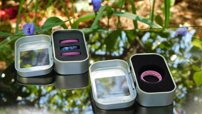 Two #Win A Set Of Silicone #Wedding Rings When This #Giveaway Ends May 22nd #groovelife #silconering #weddingband #contest #sweepstake #bride #groom #mother #father #mothersday #fathersday