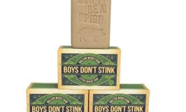 Boys Smell Good Again Giveaway