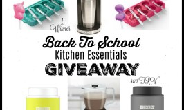 You can #WIN $176 worth of Back To School Kitchen Essentials from Capresso and Zoku when this #BTS Gift Guide #Giveaway ends 8/31. #Contest #BackToSchool #Capresso #Zoku