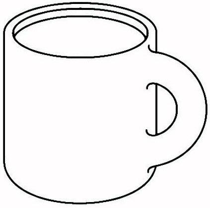 Hot Cocoa Mug Template