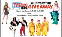 Enter and you could #WIN any costume worth up to $60 from TV Store Online when this #SMGN Gift Guide #Giveaway ends 10/12.