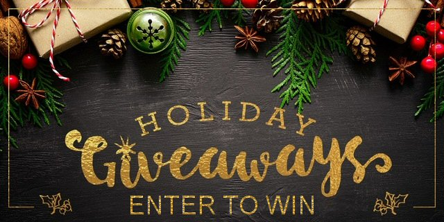 Enter these giveways ending in December to #WIN Awesome Prizes - HUGE #NOVEMBER #FALL #HOLIDAY #GIVEAWAY ROUNDUP - #EnterToWin #Contest #Free #Gifts #Winit #Sweepstakes #Roundup
