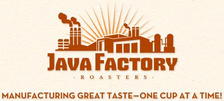 Java Factory Roasters Logo