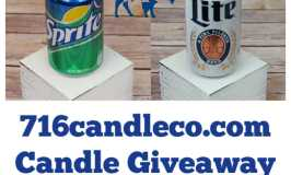 🎄 Enter and you could #WIN a Beer or Soda Pop Can Candle in your choice of scent when this #SMGN Holiday Gift 🎁 Guide #Giveaway ends 12/5.