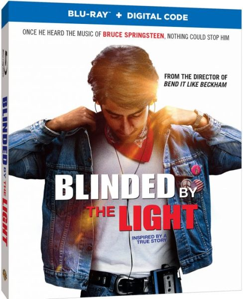 Own Blinded by the Light on Blu-ray and DVD on November 19! #BlindedByTheLightMovie