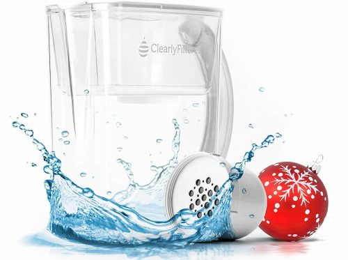 🎄 Enter and you could #WIN a Clearly Filtered Water Pitcher for your family when this #SMGN Holiday Gift 🎁 Guide #Giveaway ends 11/27. @SMGurusNetwork @las930 @@clearlyfiltered