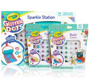 🎄 Enter and you could #WIN Crayola Glitter Dots when this #SMGN Holiday Gift 🎁 Guide #Giveaway ends 12/12. @SMGurusNetwork @las930 @crayola