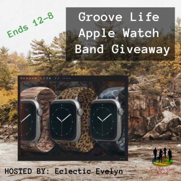 🎄 Enter and you could #WIN a Groove Life Apple Watch Band when this #SMGN Holiday Gift 🎁 Guide #Giveaway ends 12/24. @SMGurusNetwork @eclecticevelyn @GrooveLife_ #Holiday19
