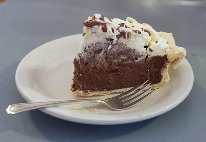 Impossible Hot Chocolate Pie Recipe