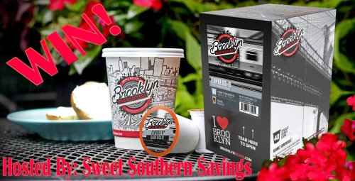 Enter to win a 40-count package of Brooklyn Bean Roastery Express-O K-Cup Coffee Pods. #Win #BBR #Coffee #TRC