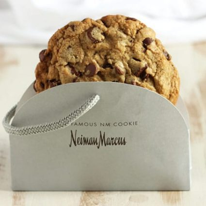 Bake up the cookie behind the legend with this Neiman Marcus Chocolate Chip Cookie Recipe! #NM #NMCookie #CookieRecipe #Baking