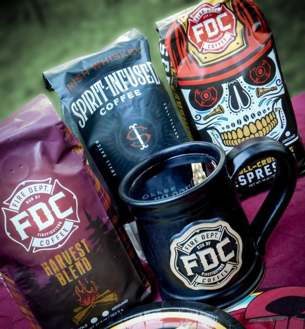 #FDC #coffee has been helping 👨🚒 firefighters stay alert and energized through their long shifts, and it can help you get through your day, too! ☕ Check out this #FireFighter #Veteran #FirstResponder owned business TODAY!