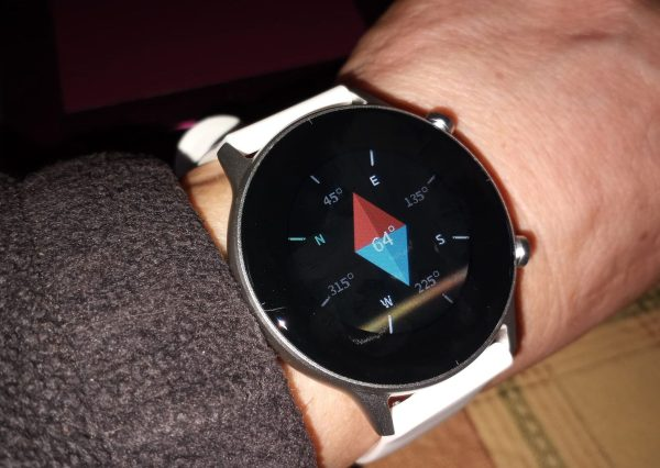 This Activity Tracker Smart Watch is a Great Gift to get the Techie on Your List Moving! #ad #SMGN #giftideas #holiday #giftguide