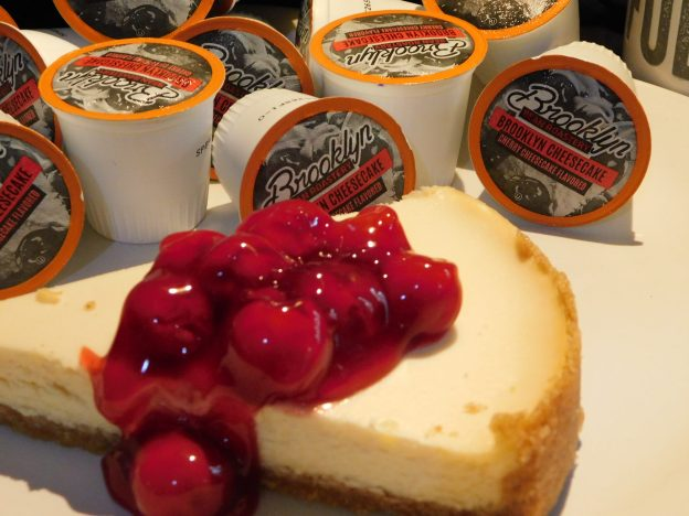 Indulge and Enjoy This Richly Decadent Cherry Cheesecake Coffee