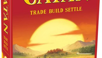 Catan - Trade Build Settle. The famous board game by Klaus Teuber