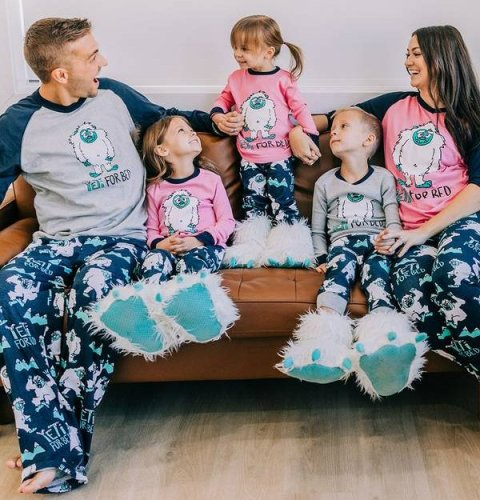 Check out these matching Christmas PJs!! They make great gifts and can help you create unique holiday photos!!