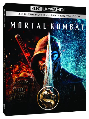 MORTAL KOMBAT Premium Digital Ownership on June 11 AND 4K, Blu-ray Combo Pack and DVD arrive on July 13