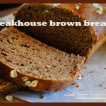 Steakhouse Brown Bread