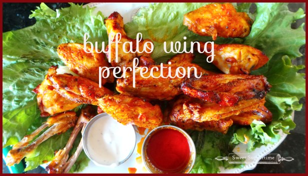 buffalo wings, perfect buffalo wings