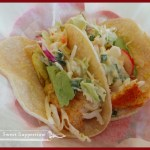 spicy fish tacos, fish tacos, sweetsuppertime