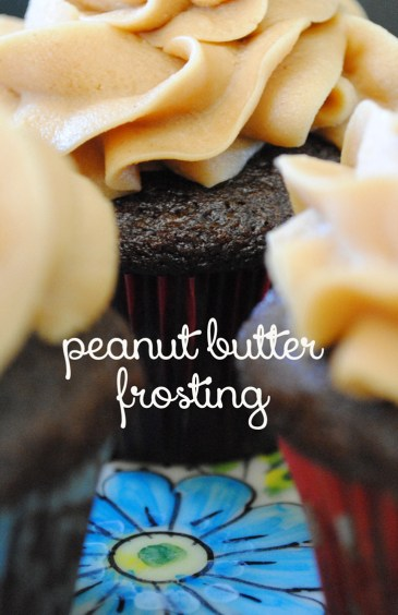 Smooth Peanut Butter Frosting, Peanut Butter Frosting, Creamy Peanut Butter Frosting