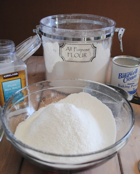 self rising flour, making your own self rising flour