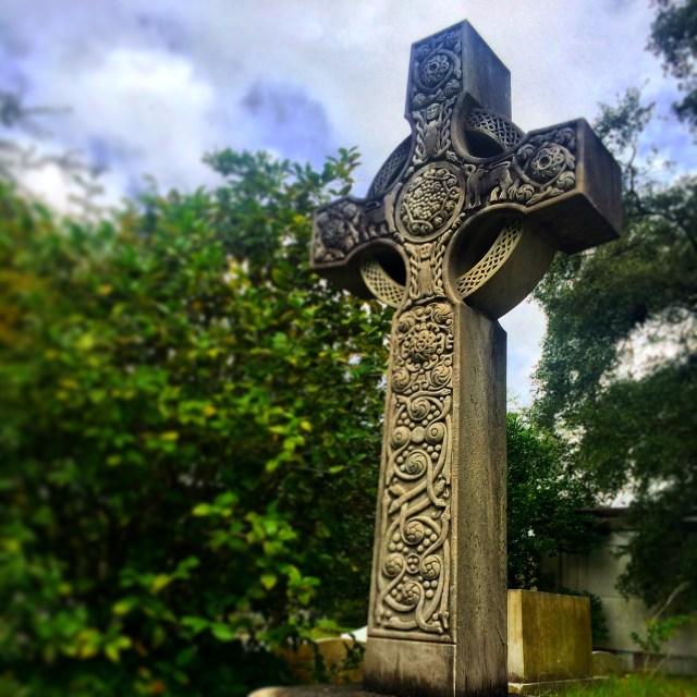 Grave in Oakdale Cemetery