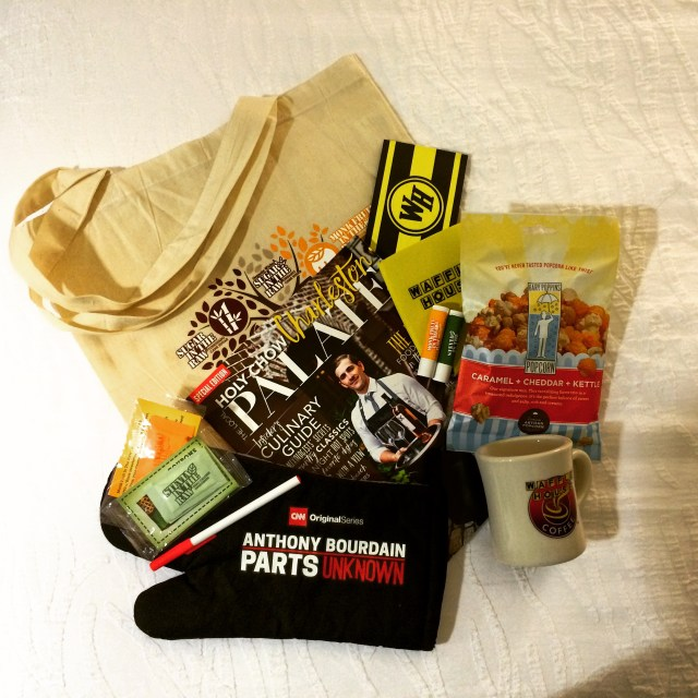 Swag Bag Goodies