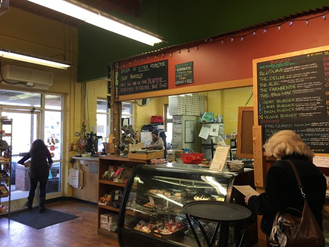 The Food Counter at the General Store