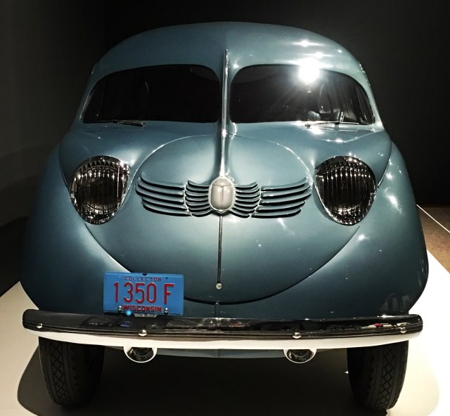 1936 Stout Scarab - the first minivan - is one I'd actually drive!