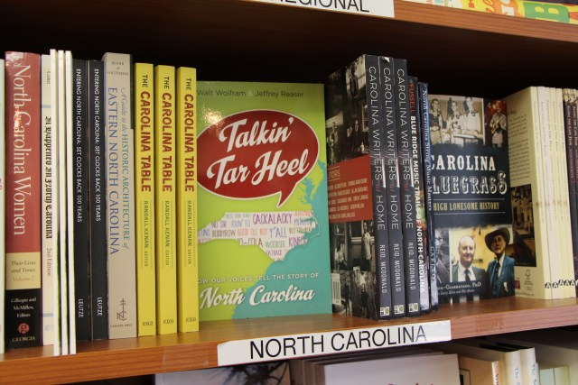 Local Book Selection