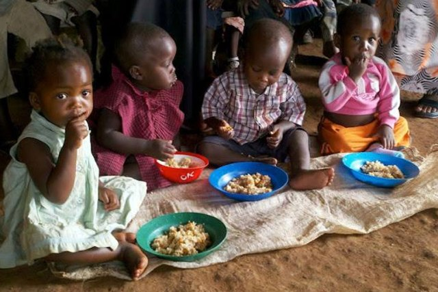 Source: Stop Hunger Now