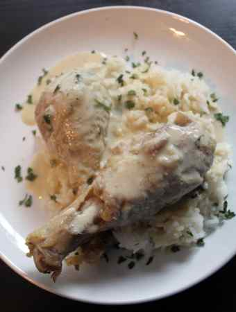 Chicken Fricassee Recipe Food Blog Archives Sweet Tea Thyme