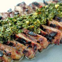 Churrasco (Mojo Marinated Skirt Steak)