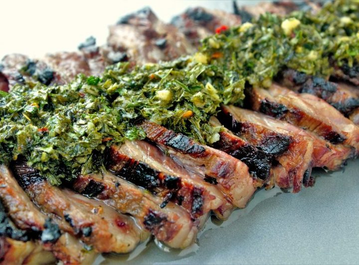 Churrasco (Mojo Marinated Skirt Steak)