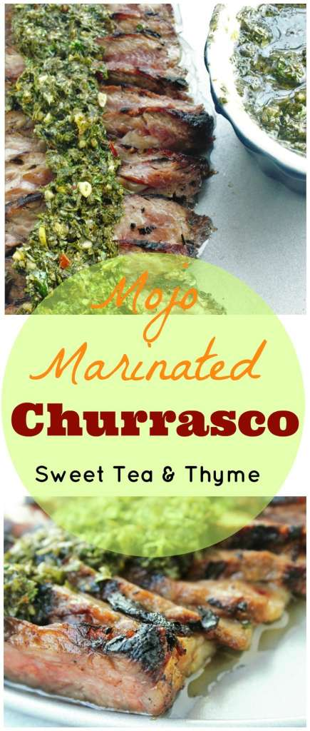 Churrasco - Sweet Tea & Thyme