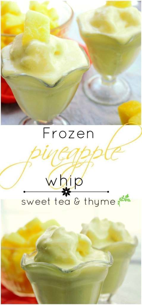 Not quite Dole Whip, but still creamy, fruity, and refreshing, it's a Pineapple Whip FAIL!