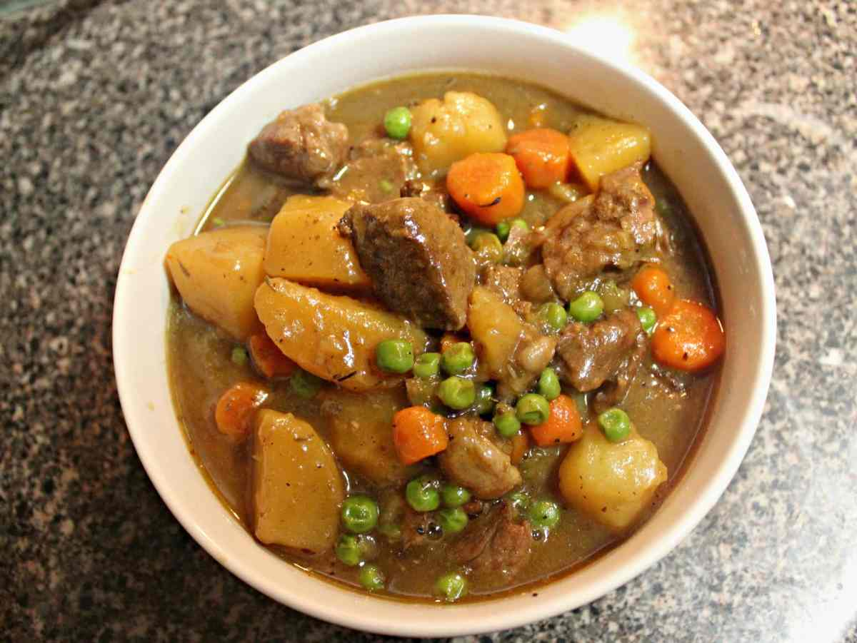 Rich & Hearty Beef Stew